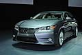 Vettura Lexus GS350 FSport 2013 al Salone di New York 2012