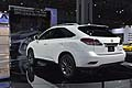 Lexus RX FSport posteriore a New York City 2012