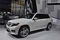 Mercedes Benz GLK 350 Suv al New York International Auto Show 2012