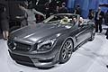 Mercedes-Benz SL Class AMG supercar al Salone di New York 2012