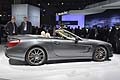 Auto sportiva Mercedes-Benz SL Class AMG al Salone di New York 2012