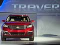Chevrolet Traverse al NYAS - News York Auto Show 2012