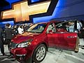 NYAS Chevy Traverse al Salone di News York 2012