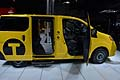 Nissan NV200 nuovi taxi di New York city