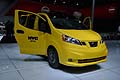 Nissan NV200 taxi NYC al salone di New York 2012