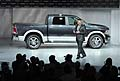 Veicolo RAM 1500 pick-up al New York Auto Show 2012