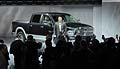 Anteprima mondiale della RAM 1500 pick-up al New York Autoshow 2012 nel press day