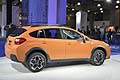 Auto Subaru XV Crosstrek al salone di New York