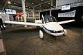 Terrafugia Flying Car Flight Mode al salone di  New York city 2012