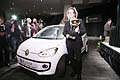 World Car of the Year 2012 Volkswagen Up a New York city