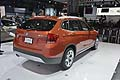 BMW X1 Suv al New York Autoshow 2012