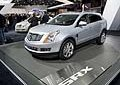 News Cadillac SRX 2013 al Salone di News York 2012