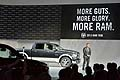Dodge RAM 1500 al salone di  New York 2012