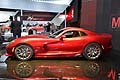 Dodge SRT Viper model year 2013 fiancata al New York Autoshow 2012