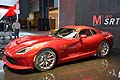Dodge srt viper supersportiva al New York Auto Show 2012