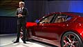 Fisker Atlantic presentata al press day del Salone Americano New York Auto Show