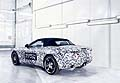 Jaguar F-Type presentata da Adrian Hallmark,Global Brand Director