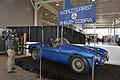 Shelby cobra al salone di New York 2012