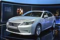 The all-new Lexus ES 300h Hybrid al Salone di New York 2012