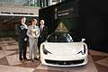 Ferrari 458 Italia ha vinto il meritato premio «World Performance Car 2011»
