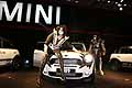 Mini Kiss al salone di New York
