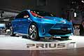 Toyota Prius-C Hybrid Concept Car al New York International Auto Show