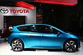 Prototipo Toyota Prius-C Hybrid all´Auto Show di News York by Automania