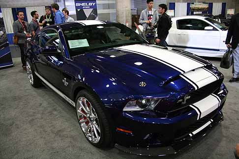 Shelby - Shelby GT500 foto ©2011 by Automania
