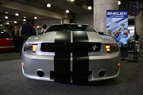 Shelby - Shelby GTS anteriore