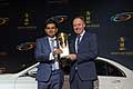 2015 World Car Awards NYIAS tripletta Mercedes