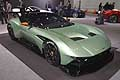 Aston Martin Vulcan at the NYAS 2015