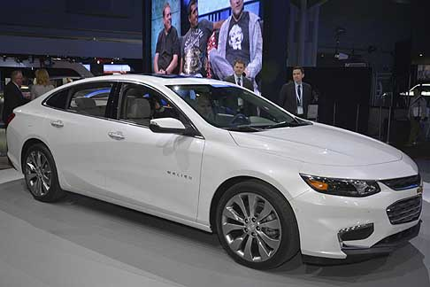 New-York-Auto-Show Chevrolet