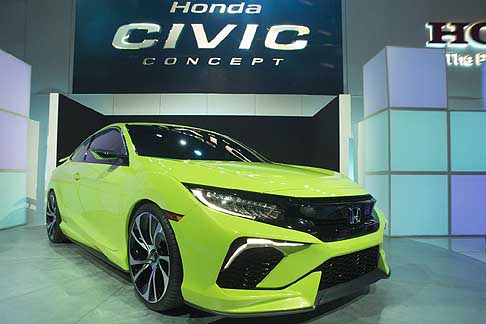 New-York-Auto-Show Honda