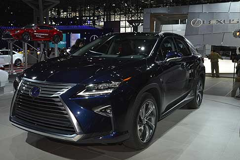 New-York-Auto-Show Lexus