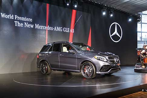 New-York-Auto-Show Mercedes