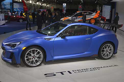 New-York-Auto-Show Subaru
