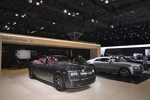 New-York-Auto-Show Atmosfere
