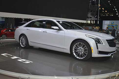 New-York-Auto-Show Cadillac
