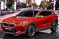 BMW X2 Concept in Paris Motor Show 2016