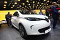 Renault Zoe at the Paris Motor Show 2016