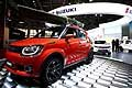Suzuki Ignis debut in Paris Motor Show 2016