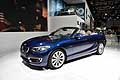 BMW 2 Series Convertible al Salone di Parigi 2014