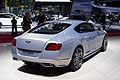 Bentley GT Speed posteriore vettura al Parigi Motor Show 2014