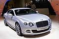 Bentley GT Speed al Mondial de l'Automobile 2014 di Parigi