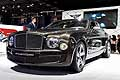 Bentley Mulsanne Speed Paris Motor Show 2014