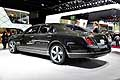 Bentley Mulsanne Speed luxory al Motor Show di Parigi 2014