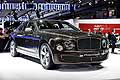 Bentley Mulsanne Speed luxury cars at the Paris Motorshow 2014