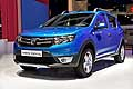 Dacia Sandero Stepway at the Paris Motor Show 2014