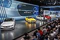 Dr Dieter Zetsche presents the Mercedes-Benz Highlights at the Paris Motor Show 2014