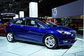 Ford Focus fiancata al Salone dell´Automobile di Parigi 2014